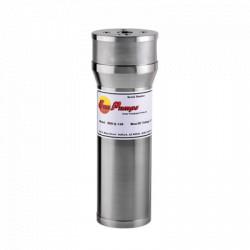 Bomba Solar Sumergible para agua, carga dinámica hasta 30m,descarga de 3/4 pulgada, 13 Lpm max