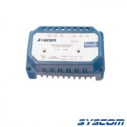 Tempocontrolador para Sistemas Fotovoltáicos 12 Vcd., 20 A.