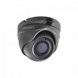 3 MEGAPIXELES TURBOHD, Camara eyeball con lente 2.8mm, POTENTE IR EXIR inteligente para 20m