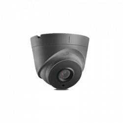 3 MEGAPIXELES TURBOHD / Domo Turret con lente 2.8mm / POTENTE IR EXIR inteligente para 40m