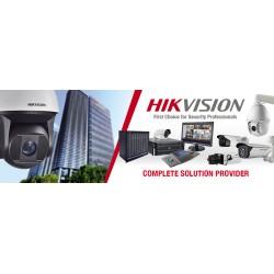 Domo IP 4K / Interior / Lente MOTORIZADO 2.8 -12mm / IR 30m / H.264+ / IK10 / ONVIF / Detección de rostros / Conteo de Objetos