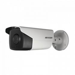 Bala IP 4K / Lente MOTORIZADO 2.8 - 12mm / H.264+ / IR 50m / IP67 / ONVIF / Detección de rostros / Conteo de Objetos