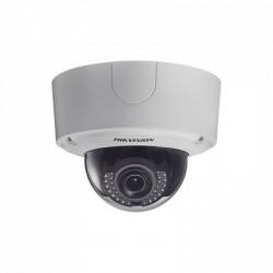 Domo IP 4K / Exterior / Lente MOTORIZADO 2.8 -12mm / IR 30m / H.264+ / IK10 / ONVIF / Detección de rostros