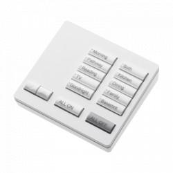 Teclado seetouch, sobre mesa 10 botones.