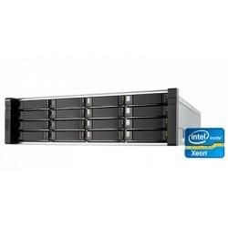 NAS EMPRESARIAL/HASTA 16HDD/ 32 GB RAM/INTEL XEON E52420 V2 6 NUCLEOS/2X 10 GBE SFP+/2 PUERTOS GBE/EXPANDIBLE HASTA