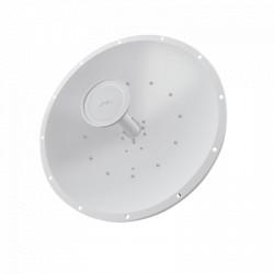 Antena Direccional RocketDish airMAX, ideal para enlaces Punto a Punto (PtP), frecuencia 5 GHz (4.9 - 5.8 GHz) de 34 dBi