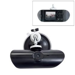 DVR Portátil FullHD 1080p para Vehículo con Cámara Frontal de 120º.