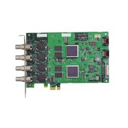 Tarjeta Capturadora HD-SDI NUUO, con 4 Entradas de Video.