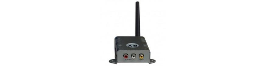 Inlámbricos CCTV