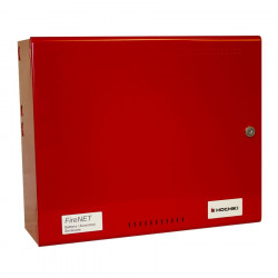 FN-ACC-R 2015 ED. FIRENET BATTERY ACCESSORY CABINET, RED