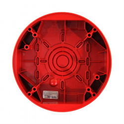 SURFACE BACK BOX FOR HCS, HCC SERIES, RED
