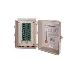 Protector Power over Ethernet para 8 Access Points a 10/100 Mbps.