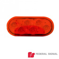Luz Perimetral Serie 3K-LED. En color rojo.Luz Perimetral Serie 3K-LED. En color rojo.