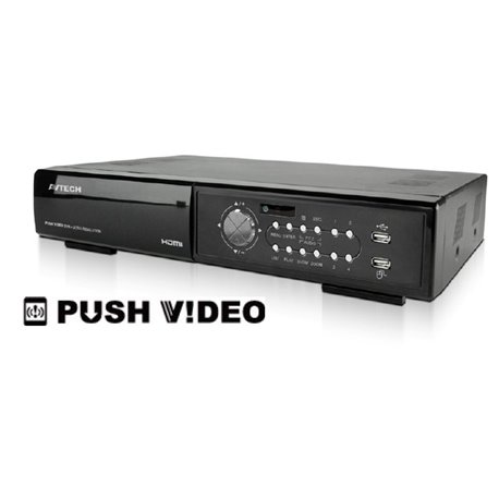 AVTECH AVC792HAB- DVR 4CH / FULL 960H / 1 ENTRADA PUSH VIDEO / PUSH STATUS / SALIDA DE VIDEO BNC /VGA /HDMI