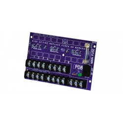 AUXILLIARY MODULE- POWER DISTR UNIT CONVERTS ONE INPUT TO EIGHT (8) PTC