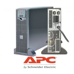 APC SMART-UPS RT 3000VA TOWER, EXTENDED RUNTIME 120 VOLTS, BLACK