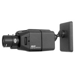 Camera 1/3 in. High Res NTSC Col 24VAC