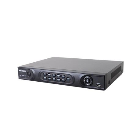 DVR de 4 Canales de Video (WD1 / TURBO HD) 1 HDD, 4 canales de audio, Soporte EZVIZ Cloud P2P