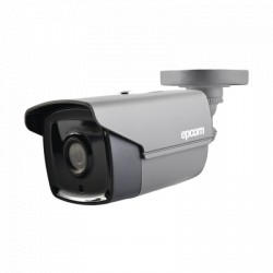 3 MEGAPIXELES TURBOHD / Bala 2.8mm / POTENTE IR EXIR 40m / IP66 / Gran Angular